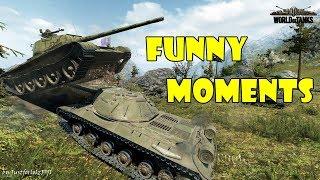 World of Tanks - Funny Moments   Week 1 January 2018