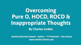 PURE O, OCD and Anxiety Disorders