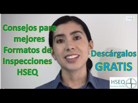 Consejos para mejores Formatos de Inspecciones HSEQ