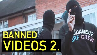 5 MORE UK DRILL VIDEOS THAT WERE BANNED (PART 2)