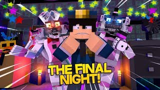 Minecraft Fnaf: Sister Location - The Security Guards Final Night (Minecraft Roleplay)