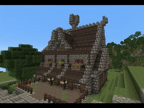 Medieval Keep Minecraft