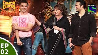 Comedy Circus Ke Mahabali - Episode 2 - Sohail, Arbaaz And Helen In Comedy Circus