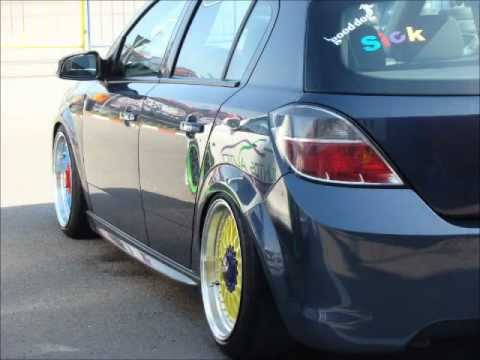 Opel astra  Custom car