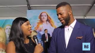 Winston Duke Reacts To M'Baku Internet Fame