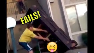 BEST FUNNY FAILS COMPILATION!TRY NOT TO LAUGH!WATCH NOW!
