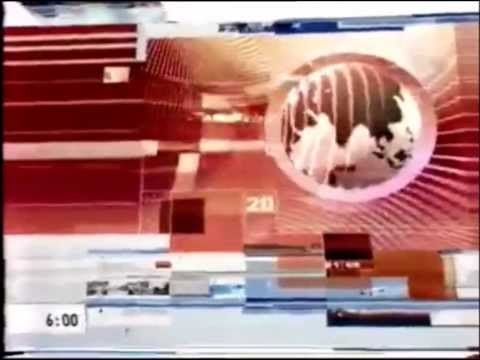 Заставка новостей (Первый канал, 2003-2004)