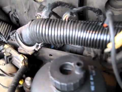 6.5 Diesel glow plug. glow plug relay and fuseable link test