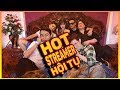 """KHI CÁC HOT STREAMER TRIỆU SUB ĐI ĐÓNG CLIP """"NÓNG"""" thumbnail"""
