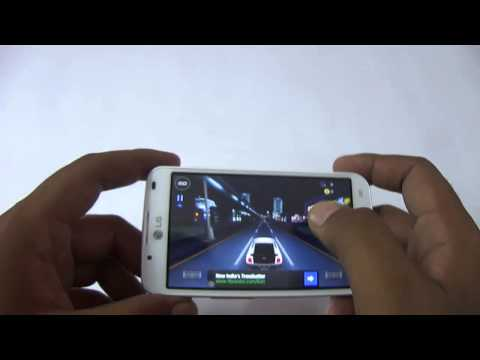 LG Optimus L7 II Dual Gaming Review