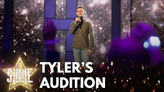 Tyler Smith performs 'You Are So Beautiful' by Joe Cocker - Let It Shine - BBC One