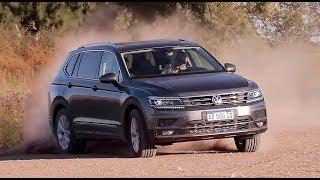 Volkswagen Tiguan AllSpace 2.0 TDI 4Motion - Test - Matías Antico - TN Autos