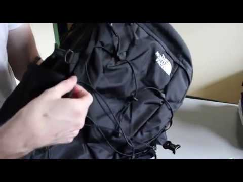 The North Face Borealis Backpack Review Part 1: First Impressions and Features
