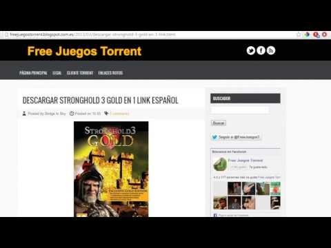 Descargar Stronghold 3 (Gold) en 1 Link [FUNCIONA]