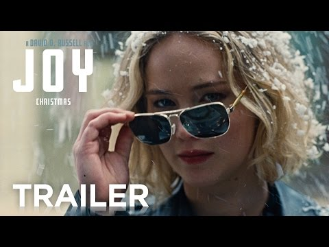 Watch the brand new trailer for JOY, starring Jennifer Lawrence. In theaters this Christmas. JOY is the wild story of a family across four generations centered on the girl who becomes the...