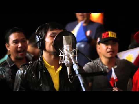 Manny Pacquiao - Lalaban Ako Para Sa Pilipino