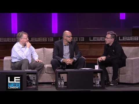 Boys and their Toys - The Google Glass Phenomenon - LeWeb London 2013
