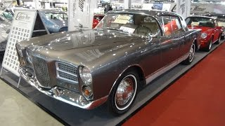1959 - Facel Vega Excellence - Retro Classics Stuttgart 2015