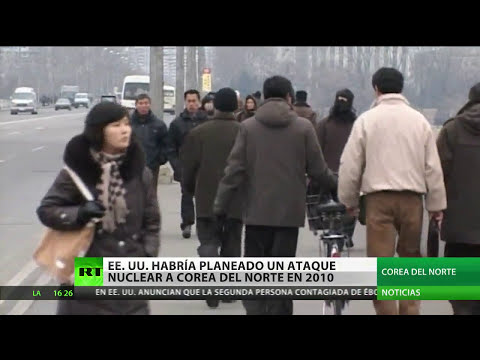 EE.UU. estuvo a punto de usar armas nucleares contra Corea del Norte en 2010