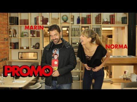 Iván Marín y Norma Nivia Ponen A Prueba La Comedia