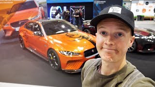 I Cancelled My Jaguar Project 8 Slot