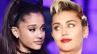 Ariana Grande & Miley Cyrus: The Most Hated Celebs In America