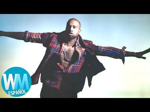 Top 10 Razones por las que Kanye West es Odiado