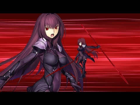 FGO Servant Spotlight: Scathach Analysis. Guide and Tips
