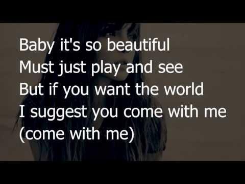 Priyanka Chopra -Exotic Ft. Pitbull [HD] [Lyrics]