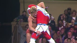 "Jushin ""Thunder"" Liger vs. Brian Pillman - WCW Light Heavyweight Title Match: WCW SuperBrawl II"