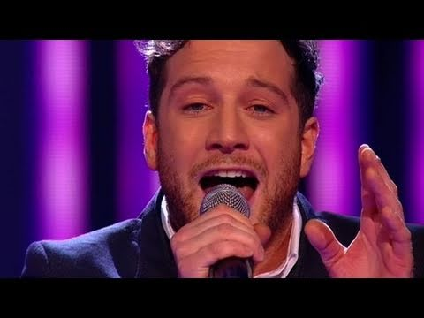 Matt Cardle Sings Just The Way You Are - The X Factor Live Show 2 - Itv xfactor video