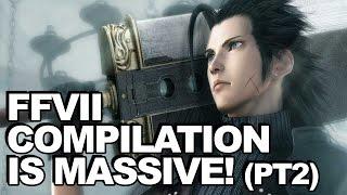 Final Fantasy 7 Compilation Is WAY Bigger Than You Think (Pt 2)