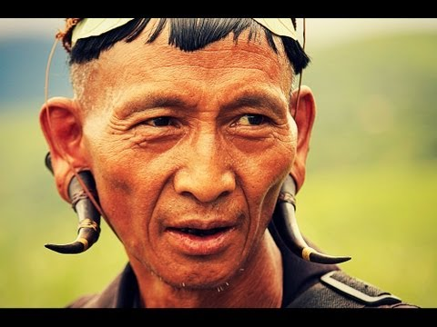 Nagaland - journey through the choir of clouds (A short travel documentary by Jim Ankan Deka)