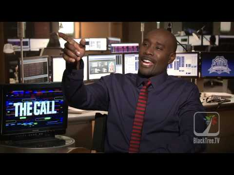 Morris Chestnut said he paid to kiss Halle Berry in The Call |