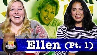 Drunk Lesbians Watch Ellen