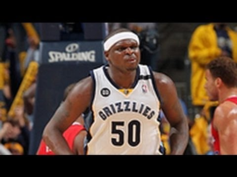 Zach Randolph leads Grizzlies to Game 3 Win!