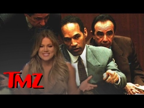 Is O.J. Khloe Kardashian's Dad? Or Did She Bang Him?  Or Both???