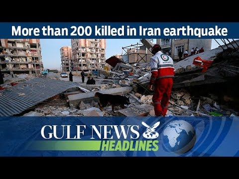 More than 200 killed in Iran earthquake - GN Headlines