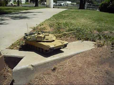 M1A1 ABRAMS UPGRADED with EL MOD