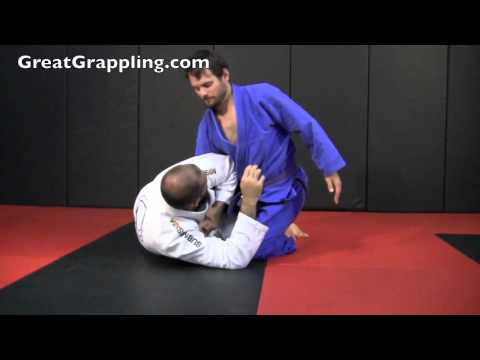 Half Guard Sweep-Wrist Control (the Anti Darce) Image 1