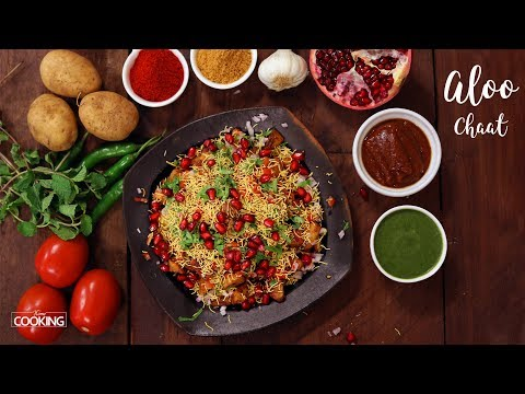 Aloo Chaat | Street Food | Evening Snack