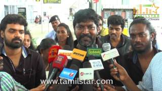 Mime Gopi Will Accompany With Orphan Childrens To Coimbatore Trip