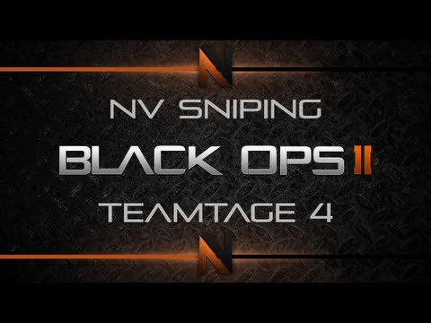nV Sniping BO2 Teamtage 4 by Viper | Powered by @AstroGaming