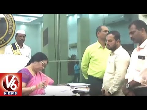 Ramagundam Mayor & Dy Mayor Loses Vote In No Confidence Motion Voting | V6 News