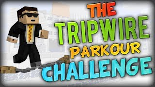 Deadly Parkour, The Tripwire Challenge - Minecraft Parkour w/ SimonHDS90