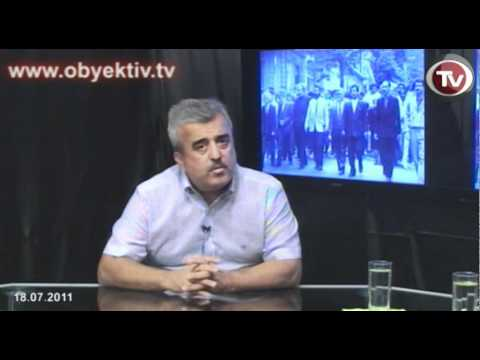 INTERVIEW WITH ONE OF THE AZERBAIJAN PEOPLE`S MOVEMENT ETIBAR MAMMADOV