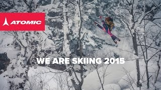 ATOMIC - WE ARE SKIING 2015