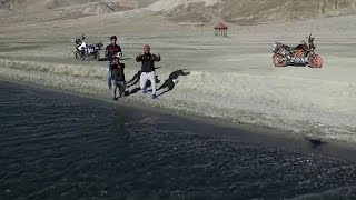 Ladakh diaries | LEH | Khardung la | Pangong Lake | Drone shots
