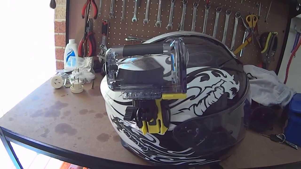 Helmet Side Mount Helmet Side Mount Adp-bh1