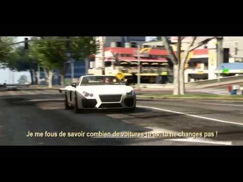 Bande Annonce GTA V